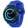 Умные часы Samsung Galaxy Gear Sport SM-R600NZBASER, синие, купить за 15 835руб.