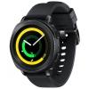 Умные часы Samsung Galaxy Gear Sport SM-R600NZKASER, черные, купить за 15 835руб.
