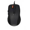 Мышка A4 V-Track Padless N-70FX-1 черная, купить за 810руб.