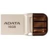 Adata UC360 16GB, золотистая, купить за 905руб.