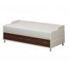 Детская кроватка Мэрдэс КР-5 КВ+оп Карамель/Венге, купить за 16 990руб.