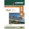 Фотобумага Lomond 0102129 (A3, 100 листов), купить за 1 200руб.