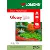 Фотобумага Lomond 0102135 (A4, 50 листов), купить за 890руб.