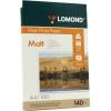 Фотобумага Lomond 0102074 (A4, 100 листов), купить за 825руб.
