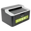 Лазерный ч/б принтер Brother HL-1112R, Черный, купить за 7 925руб.