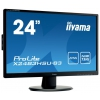 Монитор Iiyama X2483HSU-B3, черный, купить за 9 135руб.