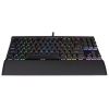 Клавиатура Corsair Gaming K65 RGB Rapidfire Cherry MX Speed RGB Black USB, купить за 9 740 руб.