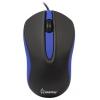 SmartBuy SBM-329-KB USB, черно-синяя, купить за 295руб.