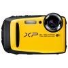 Цифровой фотоаппарат Fujifilm FinePix XP90, желтый, купить за 12 399руб.