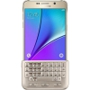 Чехол для смартфона Samsung для Samsung Galaxy Note 5 (EJ-CN920RFEGRU), золотистый, купить за 505руб.