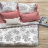 Комплект постельного белья Sova & Javoronok Магнолия, 1.5-спальный, поплин, 50х70*2, купить за 2 505руб.