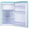 Холодильник Hansa FM1337.3JAA, бирюзовый, купить за 19 680руб.
