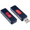 Usb-флешка Perfeo 16GB S04, черная, купить за 745руб.