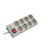 Сетевой фильтр Sven Optima Pro серый, купить за 825руб.