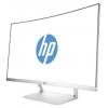 Монитор HP 27 Curved Display, белый, купить за 14 190руб.