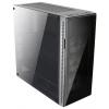 Корпус компьютерный AeroCool Quartz TG Window (без БП), черный, купить за 10 265руб.