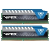 Модуль памяти DDR4 Patriot Memory PVE48G266C6KBL, 8192Mb, 2666MHz, 2х4Gb, CL16, купить за 7 020руб.