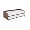 Детская кроватка Мэрдэс КР-5 ШБЕ+оп Шамони/Белый жемчуг, купить за 16 990руб.
