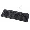 Клавиатуру Gembird KB-UM-101-RU USB, черная, купить за 370руб.