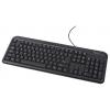 Клавиатуру Gembird KB-M-101-RU PS2, черная, купить за 370руб.