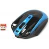 Мышку A4Tech G11-580FX черно-синяя, купить за 1075руб.