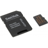 Карта памяти SanDisk Extreme Pro  SDSQXCG-128G-GN6MA 128 Гб V30 (SD адаптер), купить за 5 375руб.