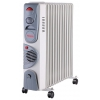 Радиатор отопления Ресанта ОМ-12НВ, масляный, купить за 3 980руб.