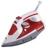 Утюг Hoover TIM2500EU 11, красный/белый, купить за 2 200руб.