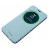 Чехол для смартфона Asus для Asus ZenFone Selfie ZD551KL MyView Cover Delux, голубой, купить за 700руб.