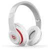 Гарнитура для телефона Beats Studio 2 (MH7E2ZE/A), бело-красная, купить за 16 500руб.