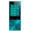 Аудиоплеер Sony NWZ-A17, бирюзовый, купить за 10 499руб.