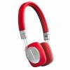 Гарнитура для телефона Bowers & Wilkins P3, красная с серым, купить за 13 260руб.