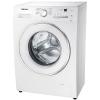 Машину стиральную Samsung WW60J3097JW, узкая, купить за 24 590руб.
