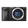 Цифровой фотоаппарат Sony Alpha A6000 Body, черный, купить за 30 999руб.