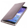 Чехол для смартфона Samsung для Samsung Galaxy A3 (2016) Flip Wallet, розовое золото, купить за 1585руб.