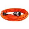 Удлинитель электрический Lux УС1-О-10 (У-101) (10110), без катушки, купить за 660руб.