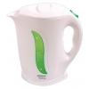 Электрочайник Magnit RMK-2199, белый с зеленым, купить за 800руб.