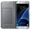 Samsung для Samsung Galaxy S7 edge LED View Cover серебристый, купить за 3 305руб.