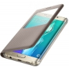 Чехол для смартфона Samsung для Samsung Galaxy S6 Edge Plus S View G928 золотистый, купить за 1500руб.