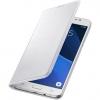 Samsung для Samsung Galaxy J7 (2016) Flip Wallet белый, купить за 1 050руб.