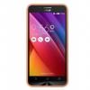 Чехол для смартфона Asus для Asus ZenFone GO ZC500TG Bumper Case, оранжевый, купить за 435руб.
