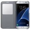 Чехол для смартфона Samsung для Samsung Galaxy S7 edge S View Cover черный, купить за 1 335руб.