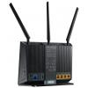 Роутер wifi Asus DSL-AC68U (802.11a/b/g/n/ac), купить за 12 690руб.