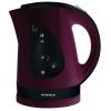 Чайник электрический Supra KES-1708, вишневый, купить за 1 010руб.