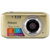 Цифровой фотоаппарат Rekam iLook S755i, бежевый, купить за 2 899руб.