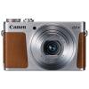 Цифровой фотоаппарат PowerShot G9 X, серебристый, купить за 31 499руб.