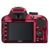 цифровой фотоаппарат D3300 Body, красный