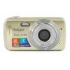 Цифровой фотоаппарат Rekam iLook S750i, золотистый, купить за 2 699руб.