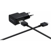 Зарядное устройство Samsung 2A (EP-TA12EBEUGRU) чёрное, купить за 900руб.