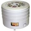 Сушилка для овощей и фруктов Ротор Дива СШ-007 (3 поддона) белая, купить за 1 823руб.